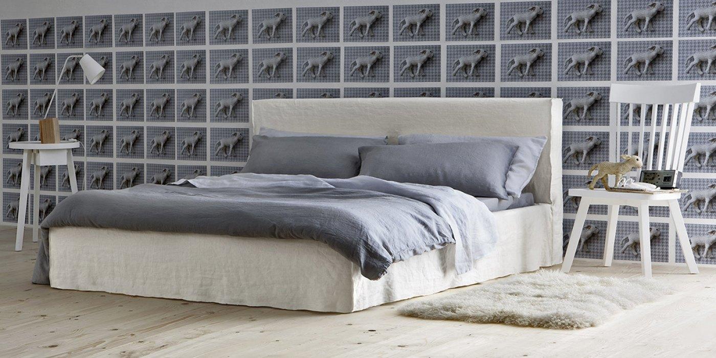 Letto brick 80 e chave dal 1890 - Gervasoni divano letto ...