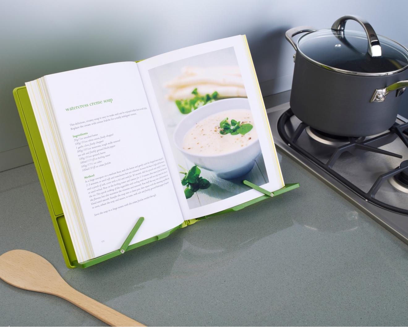 Leggio da cucina CookBook | Chave dal 1890