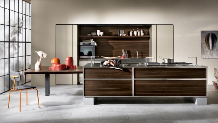 Rossana cucine chave dal 1890 - Dimensioni standard mobili cucina ...